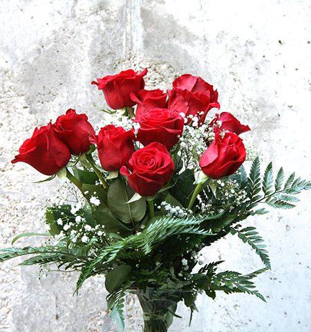 ramo de rosas rojas - Imagenes De Ramos De Rosas
