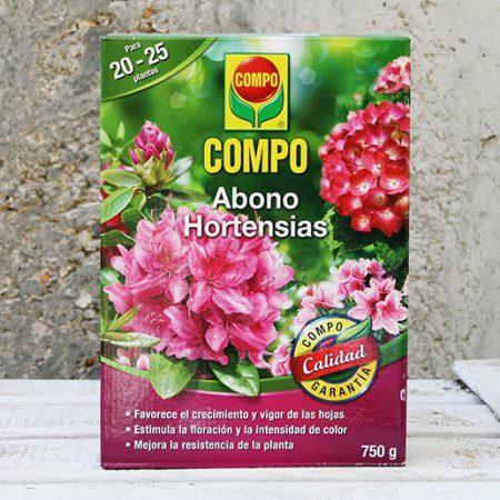 Compo Abono Hortensias 750Gr