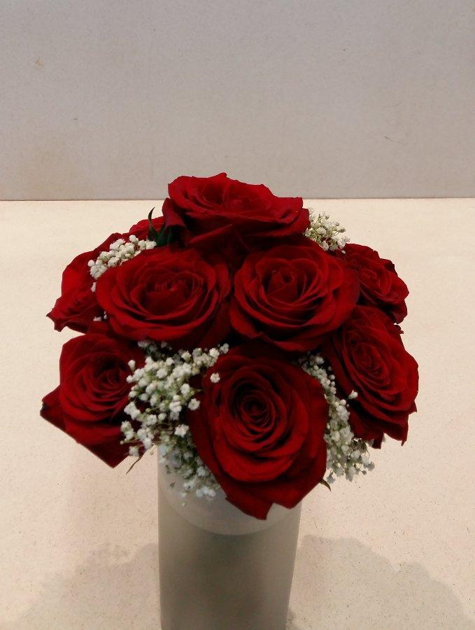 Rosas para San Valentin