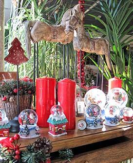 Navidad en Garden Center Bourguignon