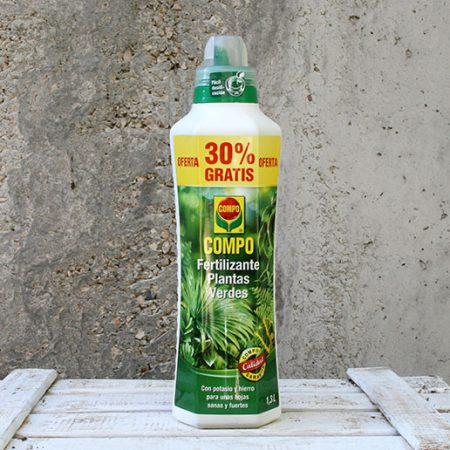 Compo Fertilizante Planta Verde 1300Ml