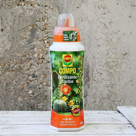 Compo Fertilizante Cactus 500Ml