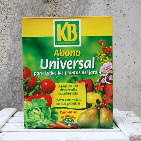 Abono Universal 4Kg