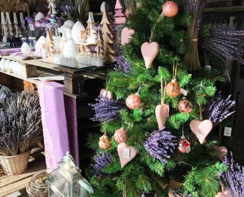 Decoracion navideña bourguignon