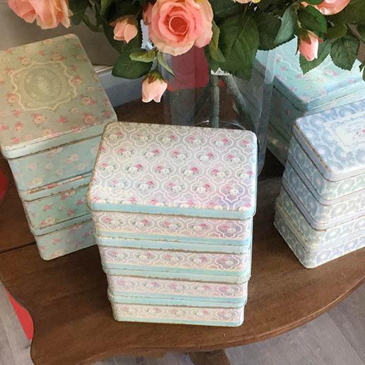 Cajas variadas artesanales