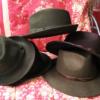 Sombreros unisex repelentes al agua
