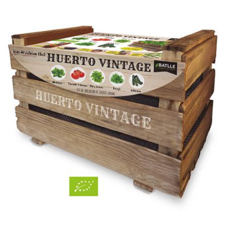 Huerto Vintage Eco Batlle